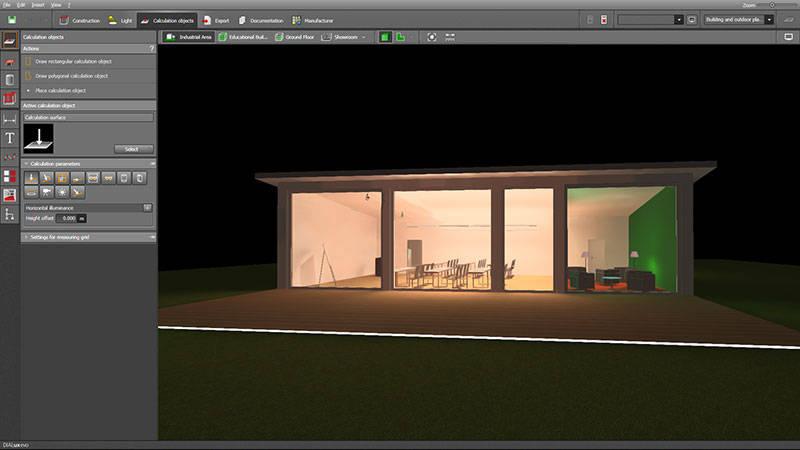 Proyectos iluminación LED