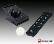 Controlador con mando remoto