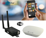 Controlador WiFi Android/iPhone