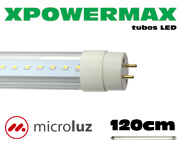 Tubos LED 120 cm