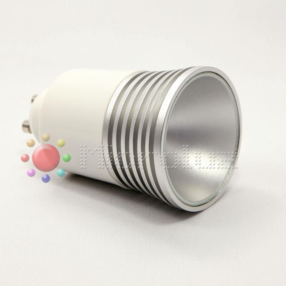 bombilla led rgb gu10