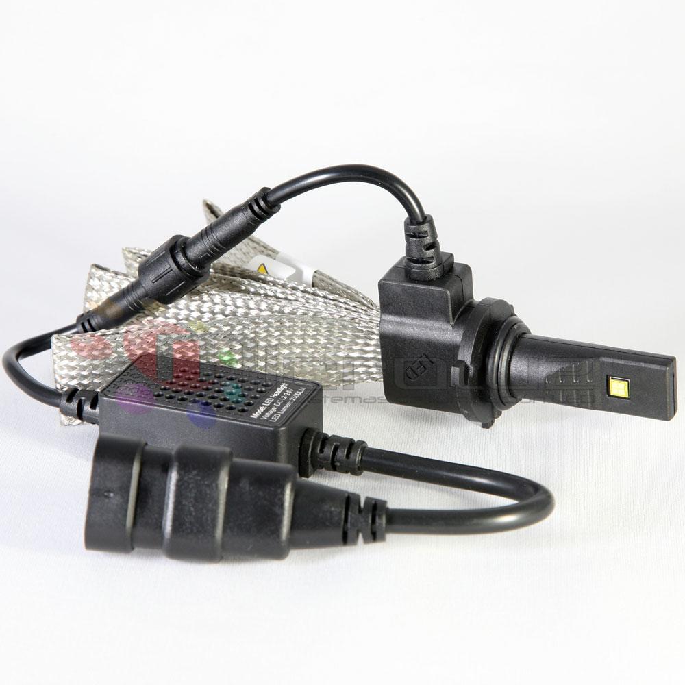 LED coche H8