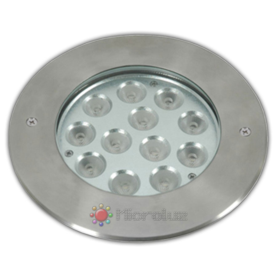 empotrable led 14W Blanco calido de Microluz