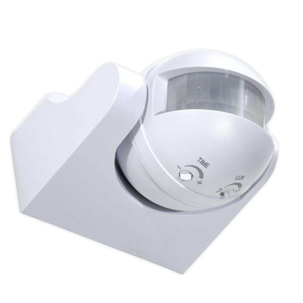 detector de movimiento con celula techo o pared de Microluz