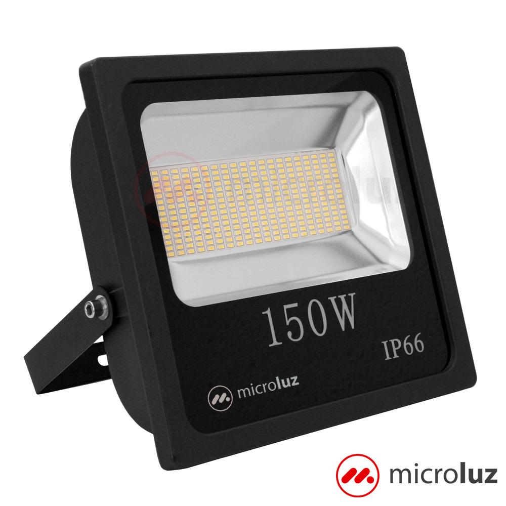 Proyector LED SMD 150W Blanco Cálido