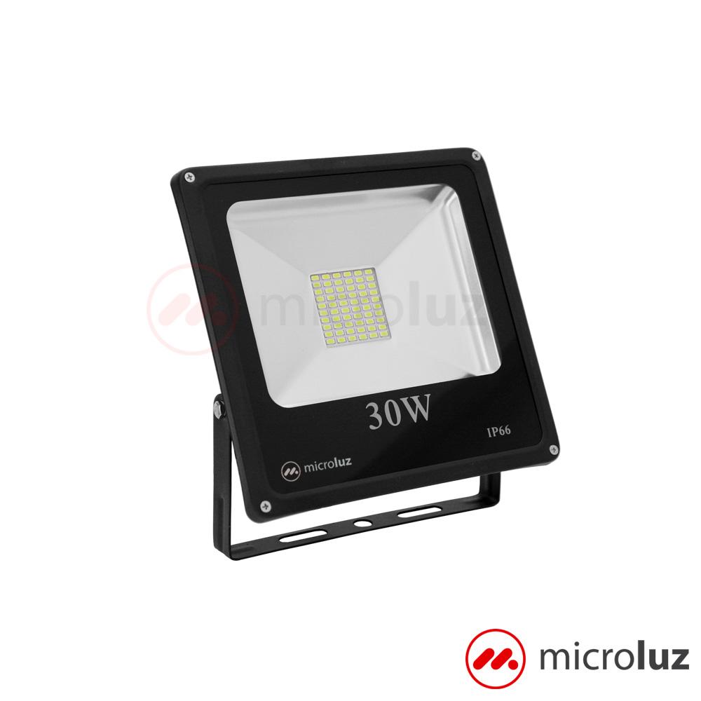 Proyector LED SMD 30W Blanco Frío