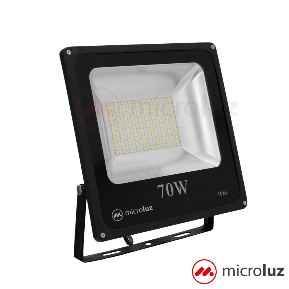 Proyector LED SMD 70W Blanco Frío