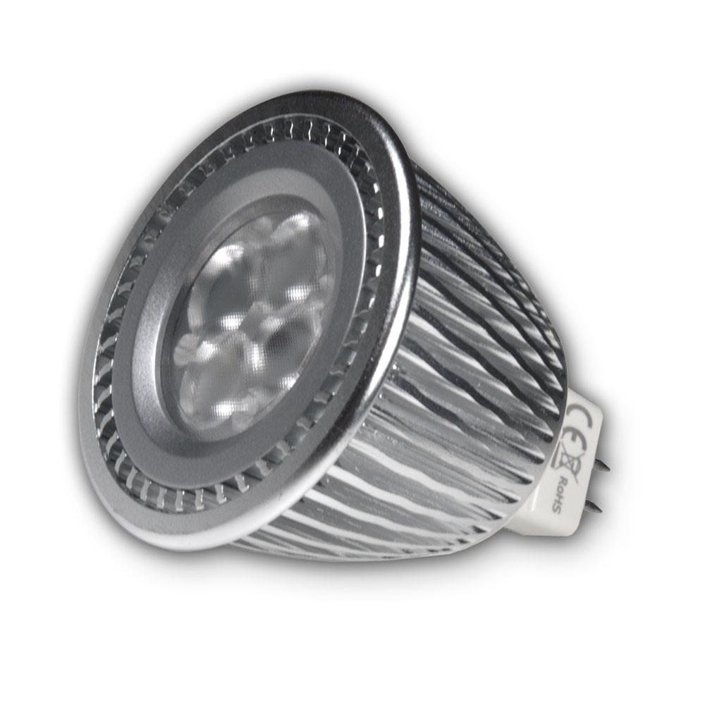 DICROICA LED 5W GU 5.3 BLANCO CÁLIDO