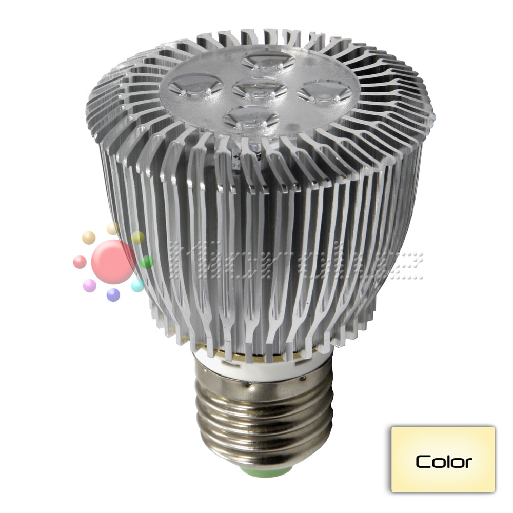 Lámpara LED 8W Par 20 Blanco Cálido