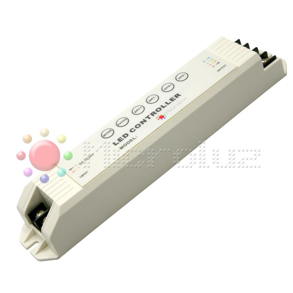 Controlador iPOWER RGB Manual