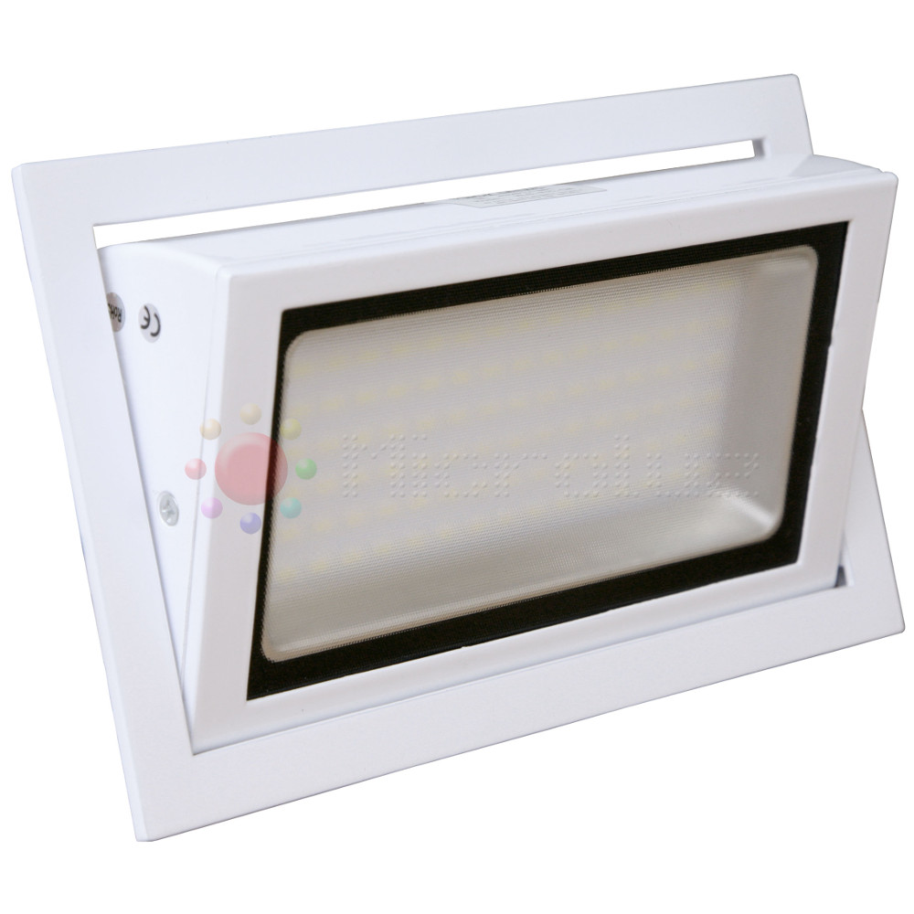 Downlight  LED Basculante 35W Blanco Dia