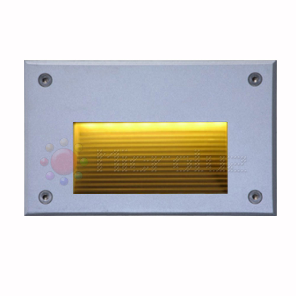 Empotrable Pared LED Blanco Cálido 1.8W IP66