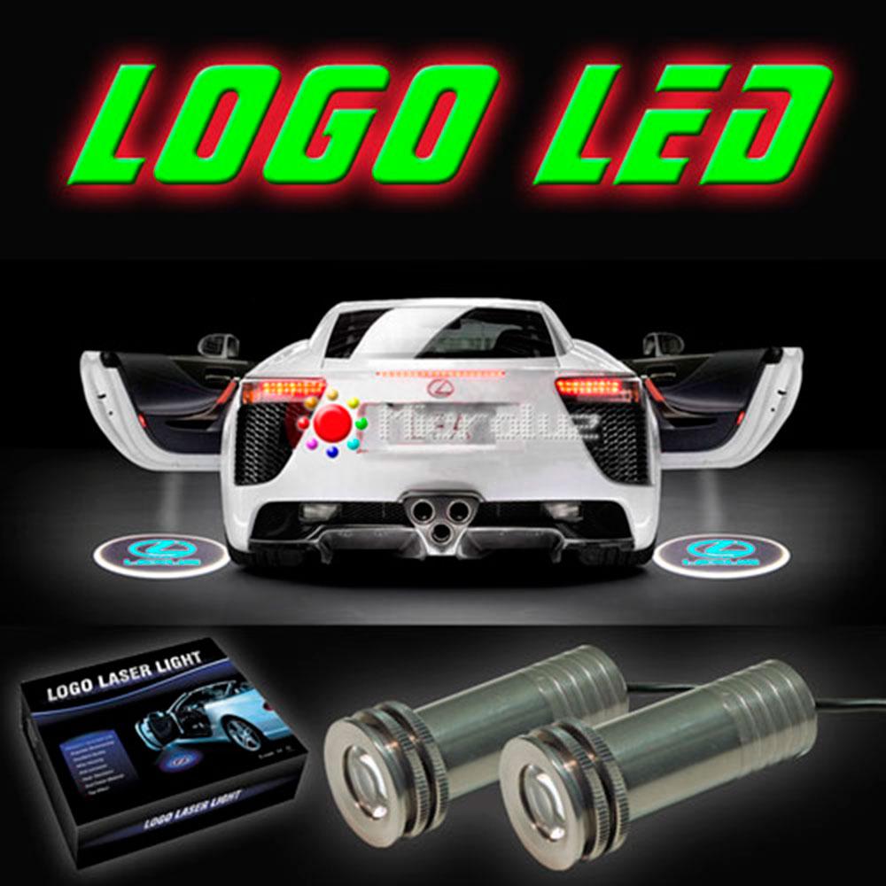 KIT Proyector LED Logo Tuning. Seleciona la marca de tu coche