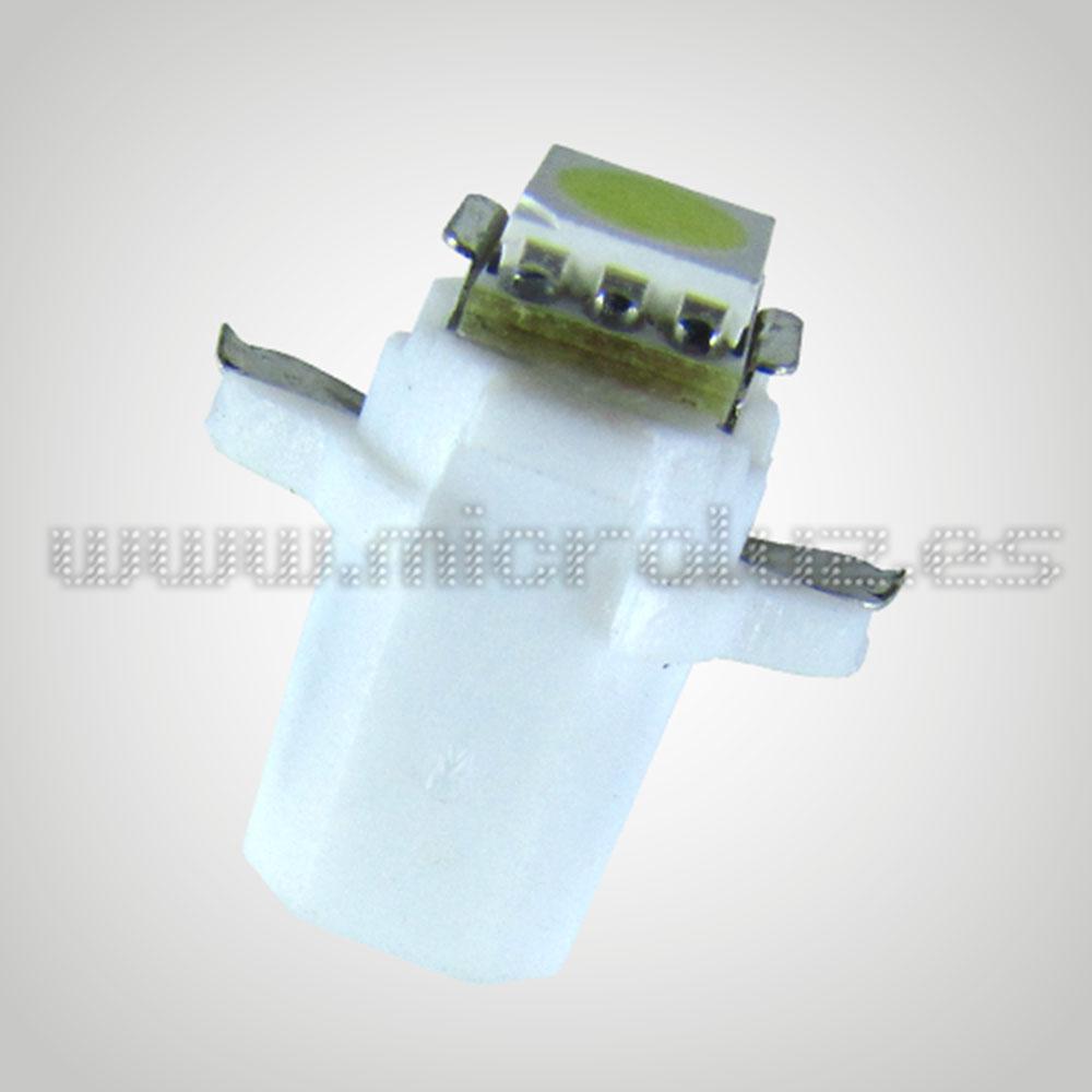 Bombilla encapsulada B8.3/1 LED SMD 5050