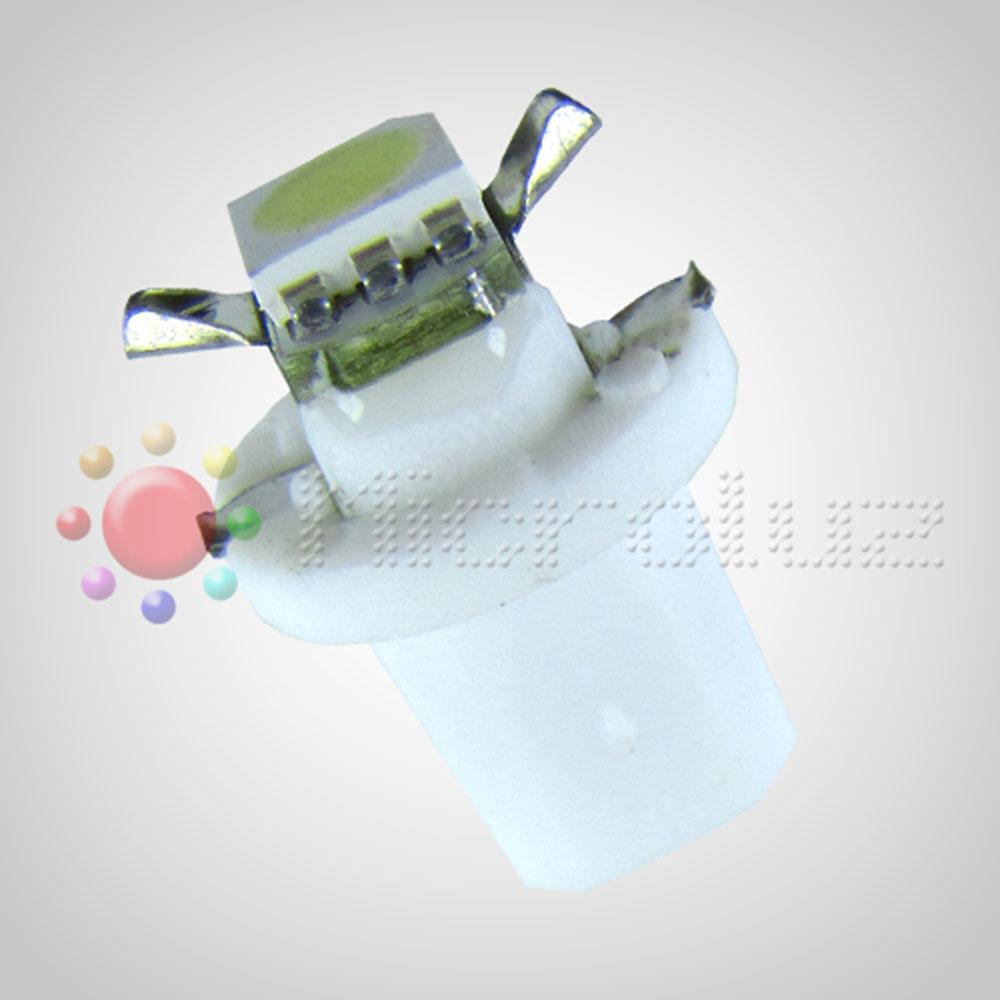 Bombilla encapsulada B8.5/1 LED SMD 5050
