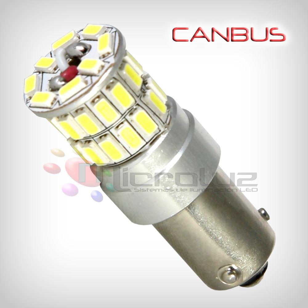 Bombilla BAY9sLED 36 LED