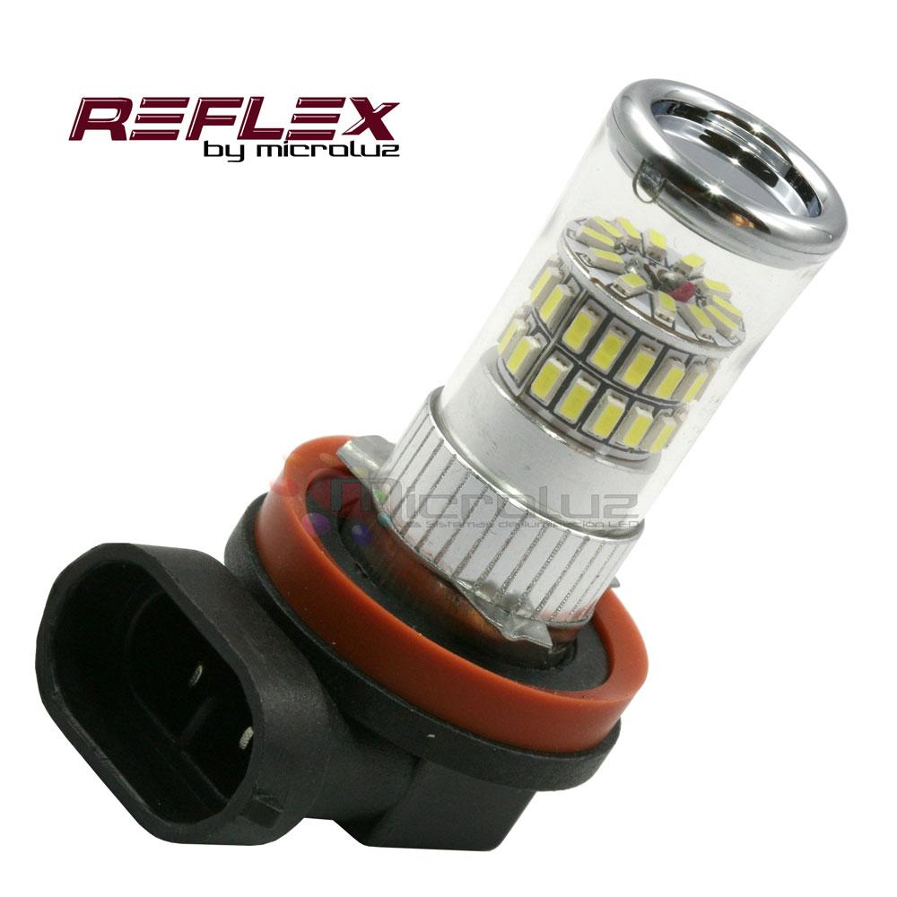 Lampara LED H8 Reflex