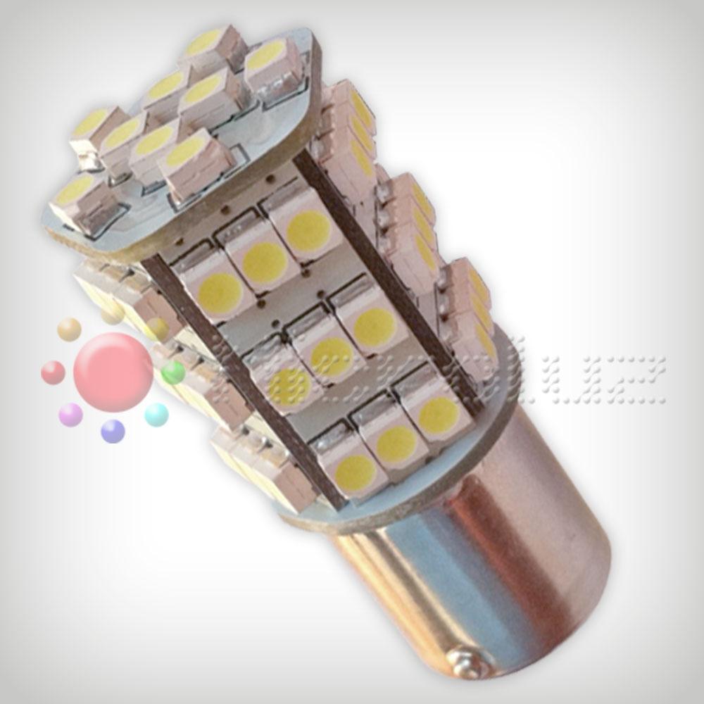 Bombilla LED P21 54 SMD1210 BLanco Xenon