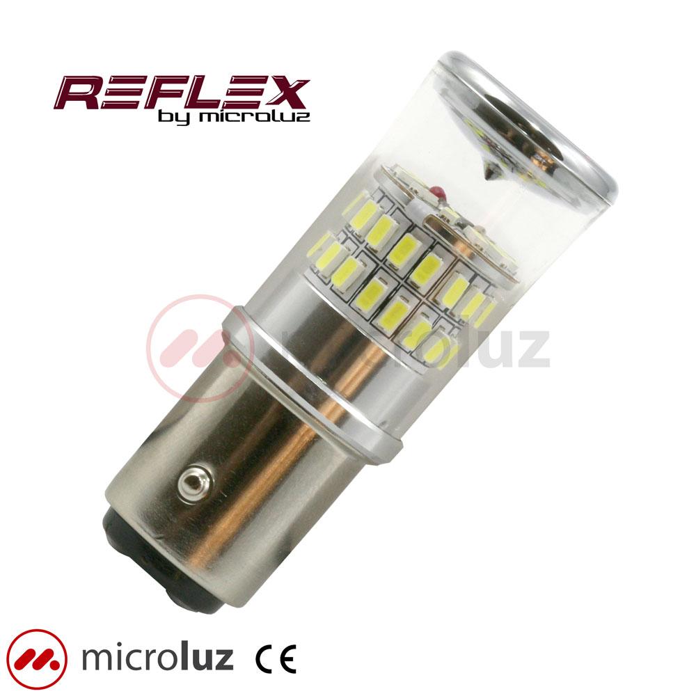 Lampara LED P21W Blanco Xenon Reflex