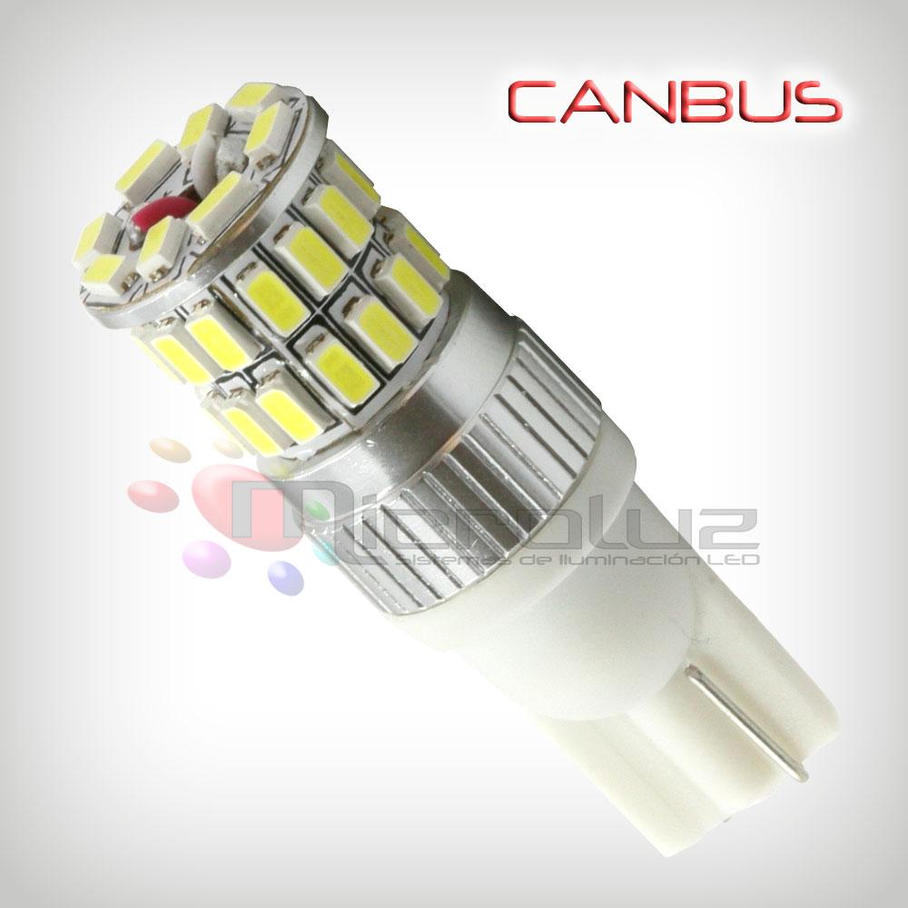 Bombilla LED 36 SMD3014 Samsung Canbus