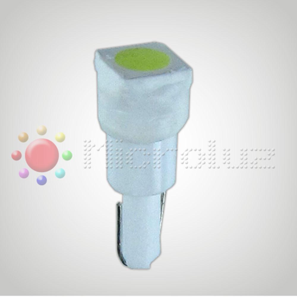 Bombilla  W1.2W 1 LED SMD Blanco Xenon