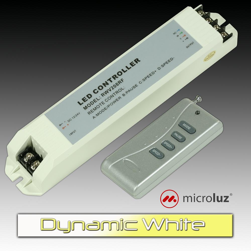 Controlador LED Blanco Dinámico
