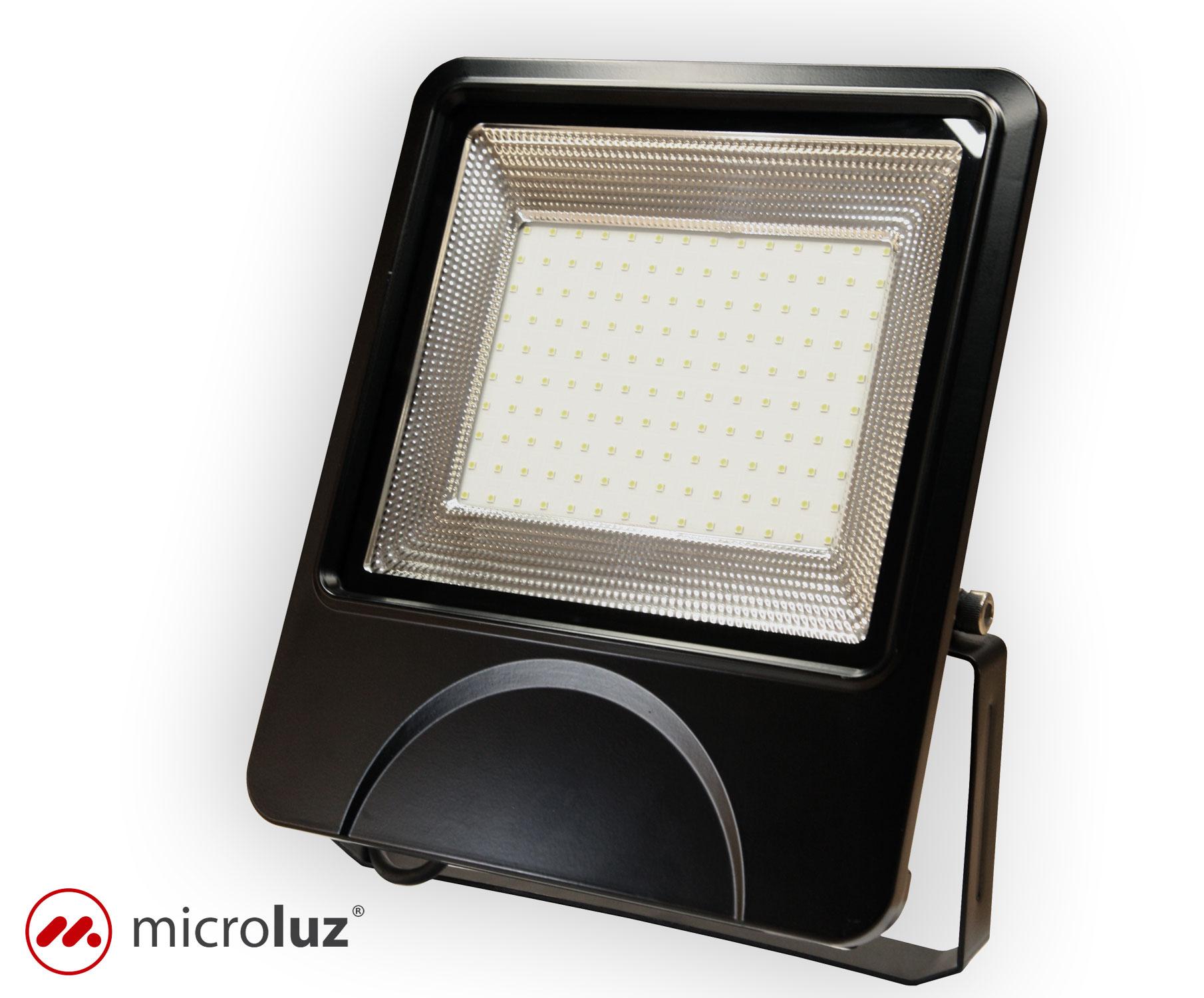 Proyector LED SMD 100W Blanco Cálido