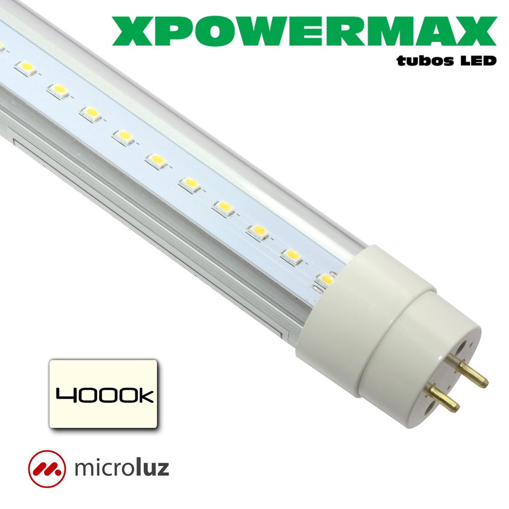 Fluorescente LED XPowerMAX 12W 90cm 4000K