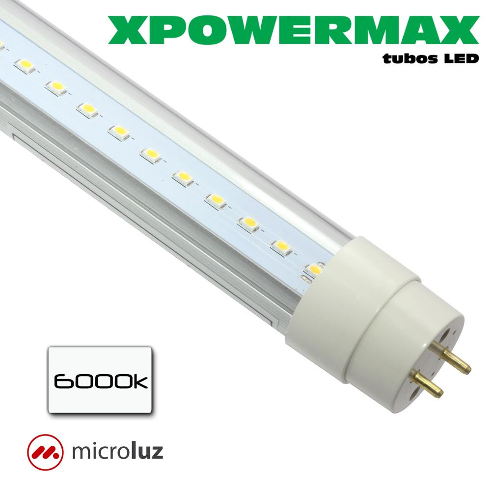 Fluorescente LED XPowerMAX 9W 60cm 6000K