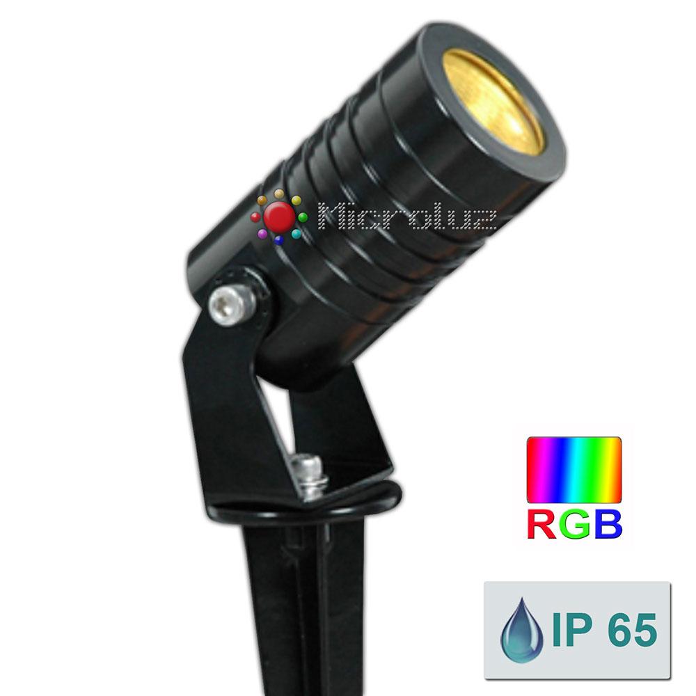 Pincho LED 1x3W RGB