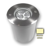 Empotrable LED 3x2W CREE Blanco Cálido