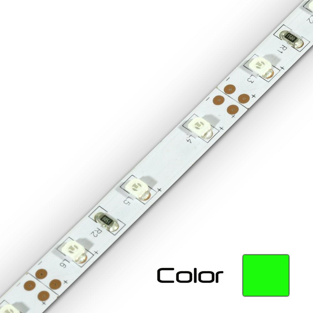 Tira de LED 1m autoadesivo- Verde