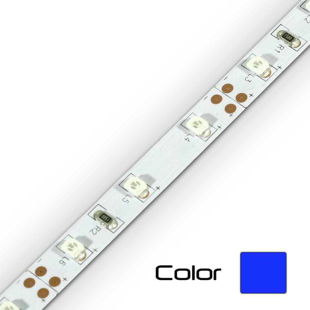 Tira de LED 1m autoadesivo- Azul