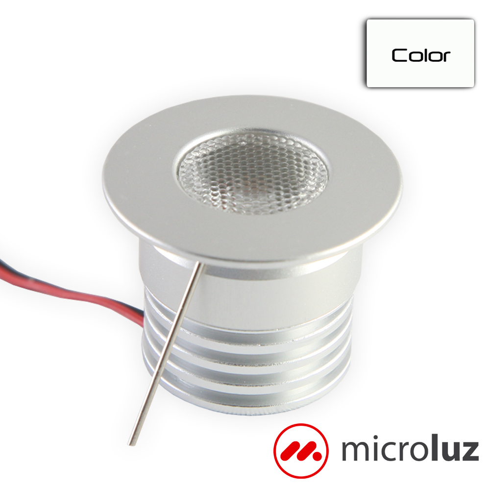Mini Spot LED 4W Blanco Frío