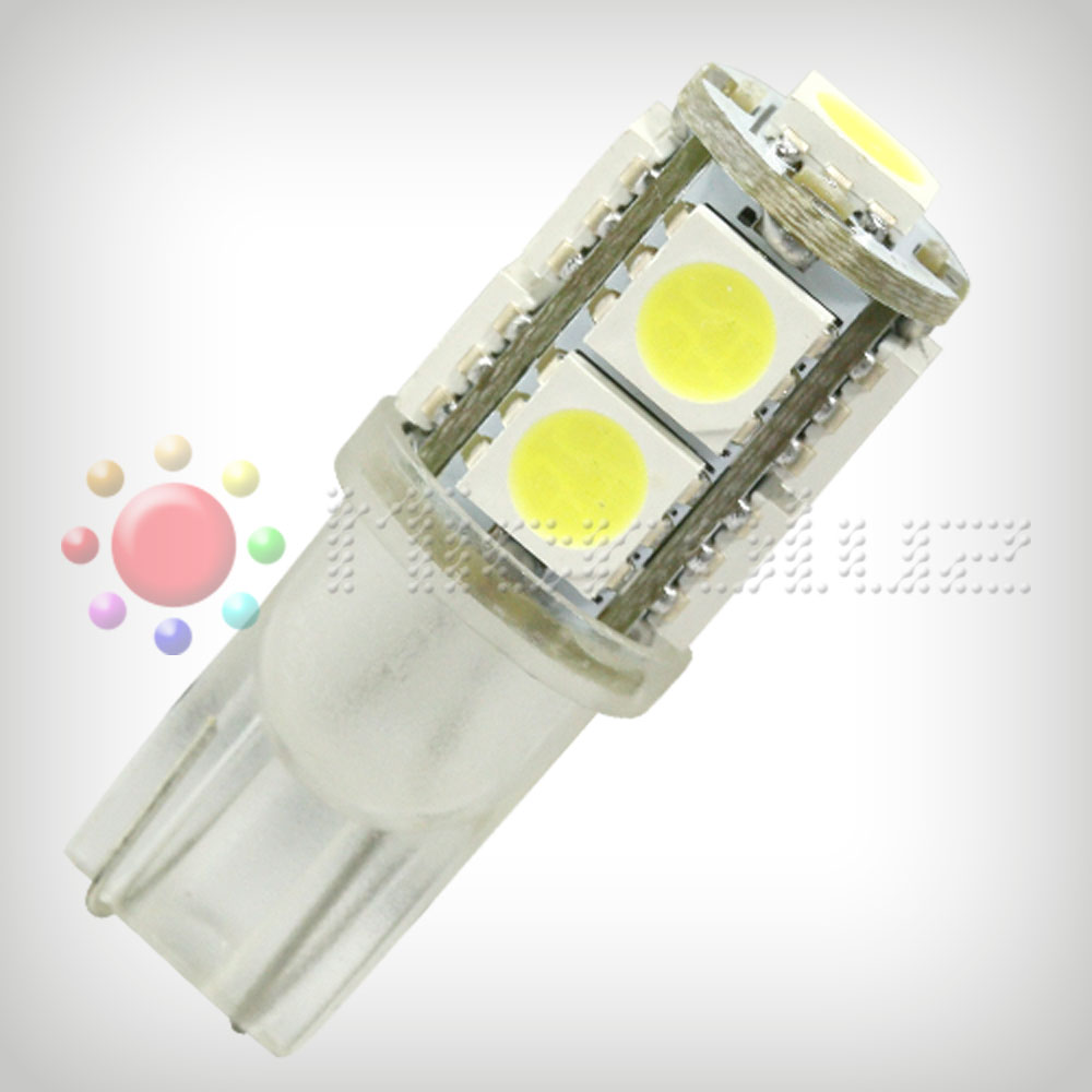 Bombilla LED 9 SMD Tower 360º Blanco Xenón