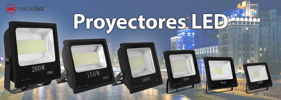 Proyectores LED alta potencia