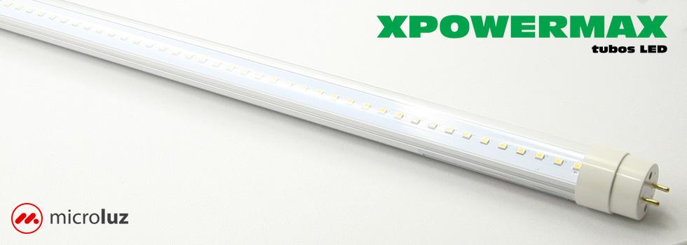 Tubos fluorescentes LED